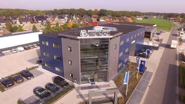 Morrenhof-Jansen Drone beeld
